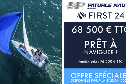 Beneteau First 24 for sale in France for €68,500 (£59,517)