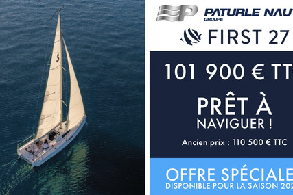 Beneteau FIRST 27 for sale in France for €101,900 (£87,765)