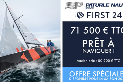 Beneteau FIRST 24 SE for sale in France for €71,500 (£62,124)