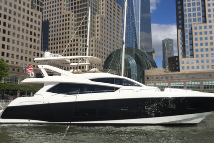 Sunseeker Manhattan 73 for sale in United States of America for $2,199,999 (£1,576,495)