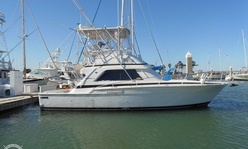 Image of Bertram 37 SportFish for sale in United States of America for $68,000 (£48,833) Port Aransas, Texas, United States of America