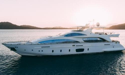 Image of Azimut Yachts 105 for sale in Panama for $2,500,000 (£1,807,207) Panama