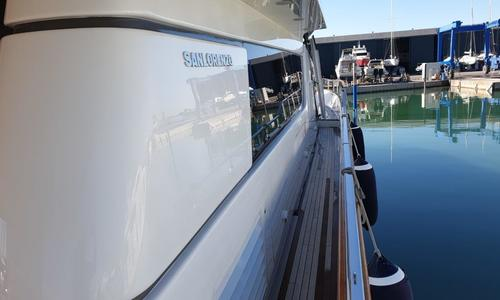 Image of Sanlorenzo 82 for sale in Italy for €1,990,000 (£1,724,093) Italy