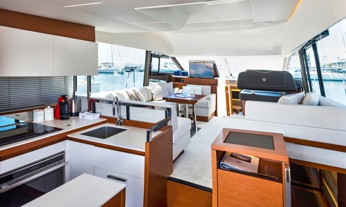 Image of Jeanneau Prestige 520 for sale in Croatia for €778,000 (£665,720) Croatia