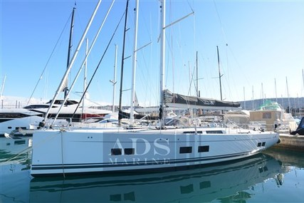 Hanse 588 for sale in Slovenia for €499,500 (£430,018)