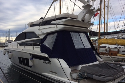 Fairline Squadron 48 for sale in France for €590,000 (£509,257)