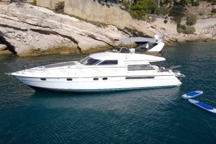 Fairline Squadron 56 for sale in France for €149,000 (£128,857)