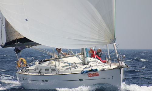 Image of Beneteau Oceanis 474 Clipper for sale in Malta for £129,000 Malta