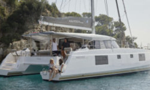Image of Nautitech Open 46 NEW for sale in France for €602,000 (£518,693) France