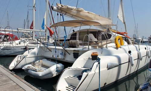 Image of Fountaine Pajot Athena 38 for sale in Turkey for £125,000 Turkey