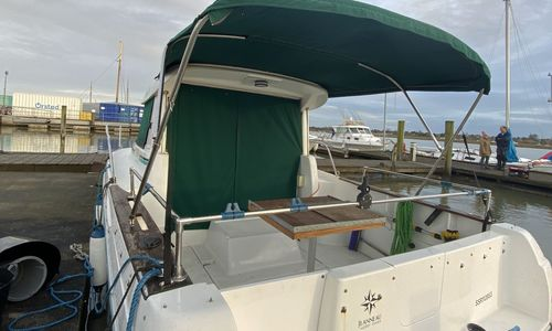 Image of Jeanneau Merry Fisher 695 for sale in United Kingdom for £29,500 Brightlingsea, United Kingdom