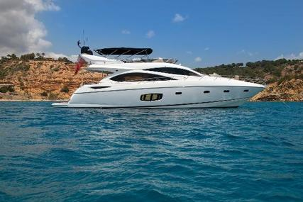 Sunseeker Manhattan 70 for sale in Spain for €1,200,000 (£1,032,960)