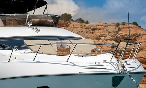 Image of Sunseeker Manhattan 70 for sale in Spain for €1,200,000 (£1,039,654) Barcelona, Spain