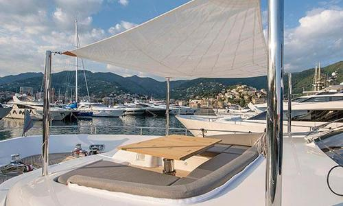 Image of Sanlorenzo 86 for sale in France for €3,800,000 (£3,298,897) Antibes, 06, France