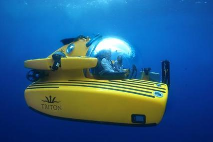 Triton 1650/3LP Submarine for sale in United States of America for $3,300,000 (£2,376,734)