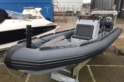 Ballistic Rib Twin rig for sale in United Kingdom for £100,122