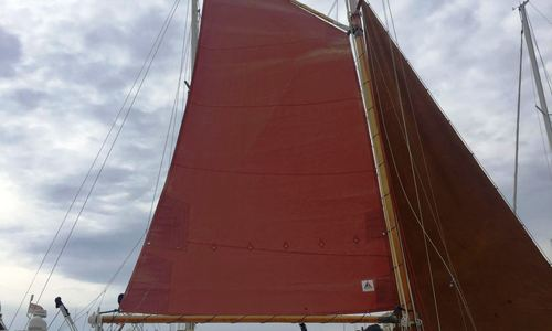 Image of 40ft. CORNISH MOTOR SAILER for sale in Italy for £45,000 Imperia, Italy