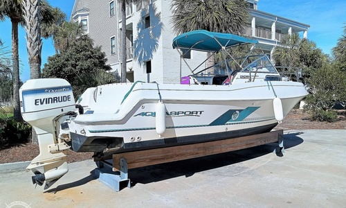 Image of Aquasport 225 Explorer for sale in United States of America for $16,500 (£11,821) Southport, North Carolina, United States of America