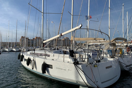 Jeanneau Sun Odyssey 440 for sale in France for €236,000 (£203,149)