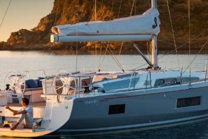 Beneteau Oceanis 461 for sale in Ireland for €388,500 (£335,128)