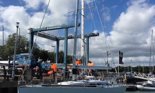 Image of Grand Soleil 44 Race for sale in United Kingdom for £84,950 Hamble, United Kingdom