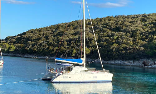 Image of Lagoon 410-S2 for sale in Greece for €185,000 (£159,510) Preveza, , Greece