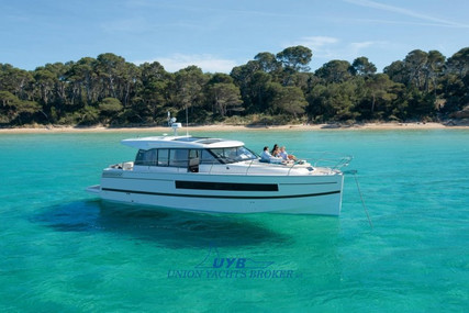 Jeanneau NC 14 for sale in Italy for €435,000 (£374,658)