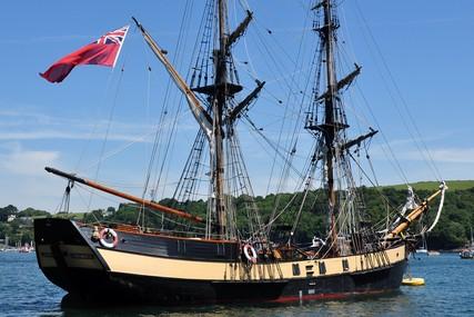 Custom Brig Rigged Sailing Ship for sale in United Kingdom for £395,000