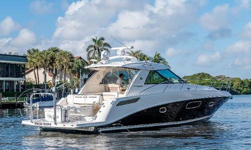 Image of Sea Ray 45 Sundancer for sale in United States of America for $389,000 (£275,865) Boca Raton, FL, United States of America