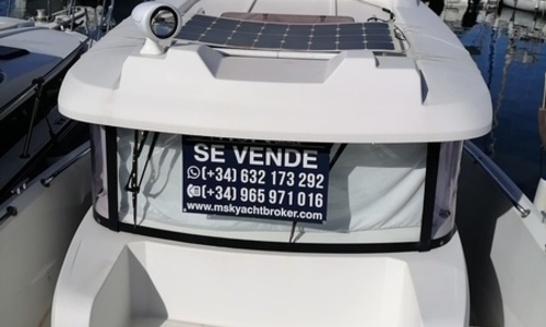 Image of Beneteau Barracuda 9 for sale in Spain for €59,000 (£50,873) Torrevieja, Spain