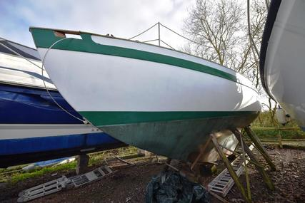 27ft HARRISON BUTLER OMEGA BERMUDIAN CUTTER for sale in United Kingdom for £25,000