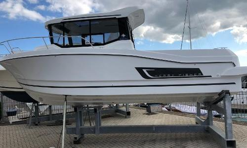 Image of Jeanneau Merry Fisher 795 Marlin for sale in United Kingdom for £75,065 Southampton, United Kingdom