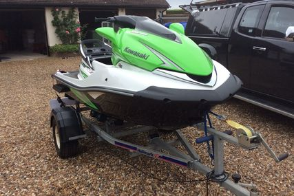 Kawasaki Ultra 250X for sale in United Kingdom for £7,995