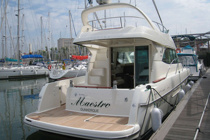 Prestige 36 for sale in France for €130,000 (£112,426)