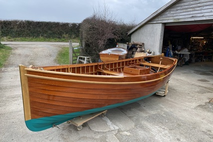 Custom 18' Traditional motor launch for sale in United Kingdom for £35,000