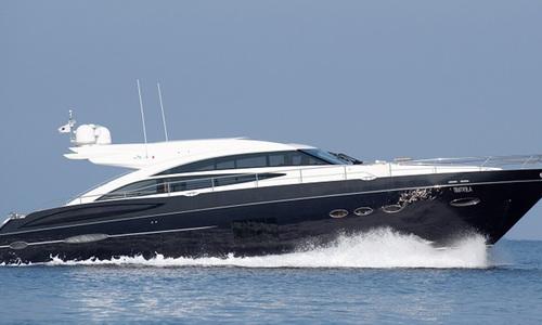 Image of Princess V72 for sale in France for €1,300,000 (£1,125,999) Mediterranean southern , France