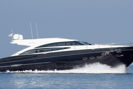 Princess V72 for sale in France for €1,300,000 (£1,119,165)