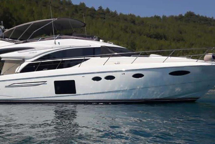 Princess 60 for sale in Turkey for €1,250,000 (£1,076,000)