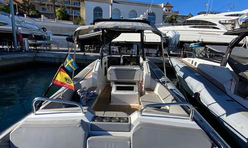 Image of Agapi 950 Cabin RIB for sale in Spain for €130,000 (£112,772) Spain