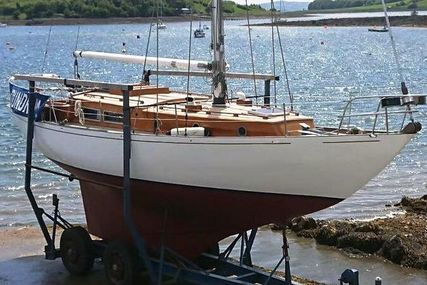 38ft McGRUER CRUISER/RACER BERMUDIAN SLOOP for sale in United Kingdom for £69,500