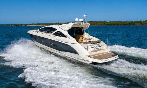 Image of Azimut Yachts Atlantis 50 for sale in United States of America for $389,000 (£278,577) Palm Beach Gardens, FL, United States of America