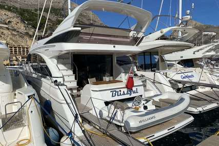 Princess 56 for sale in Spain for £809,950