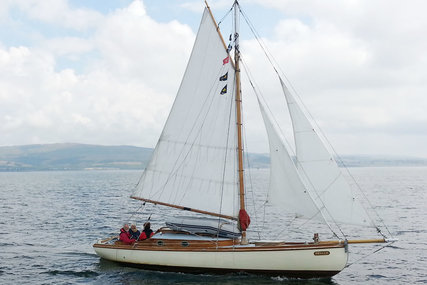 Custom Royal Mersey Restricted Class Gaff Cutter for sale in United Kingdom for £34,000
