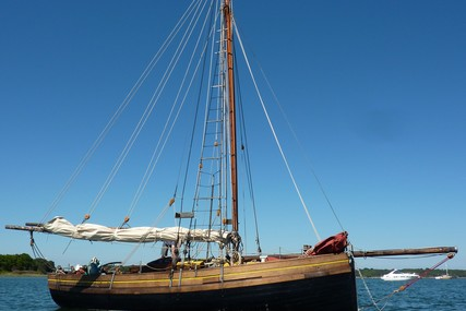 Custom Plymouth Hooker Gaff Cutter for sale in United Kingdom for £28,000