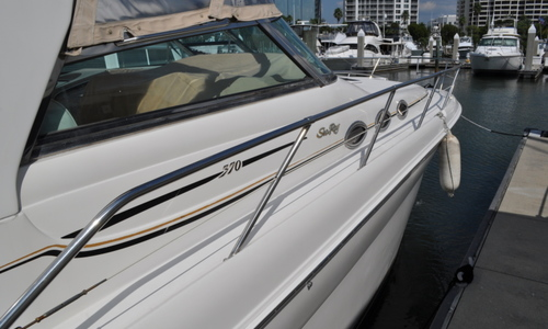 Image of Sea Ray 370 Sundancer for sale in United States of America for $59,900 (£42,915) Sarasota, Florida, United States of America