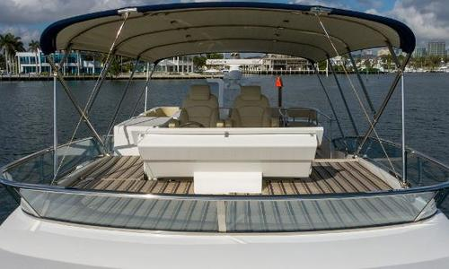 Image of Fairline 58 for sale in United States of America for $775,000 (£555,249) Fort Lauderdale, FL, United States of America