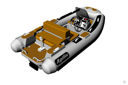 Agilis 305 Jet Tender for sale in United Kingdom for €27,100 (£23,406)