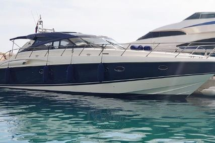 Princess V 58 Open for sale in Croatia for $608,409 (£430,829)