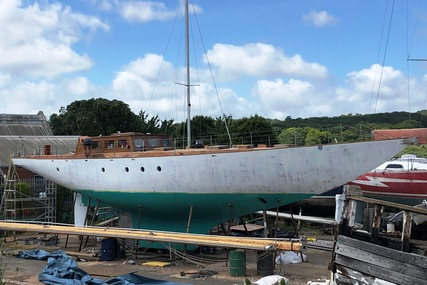 72ft CLASSIC STYLE SCHOONER for sale in United Kingdom for £125,000