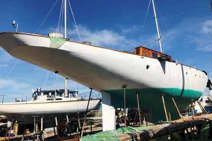 72ft CLASSIC STYLE SCHOONER for sale in United Kingdom for £25,000